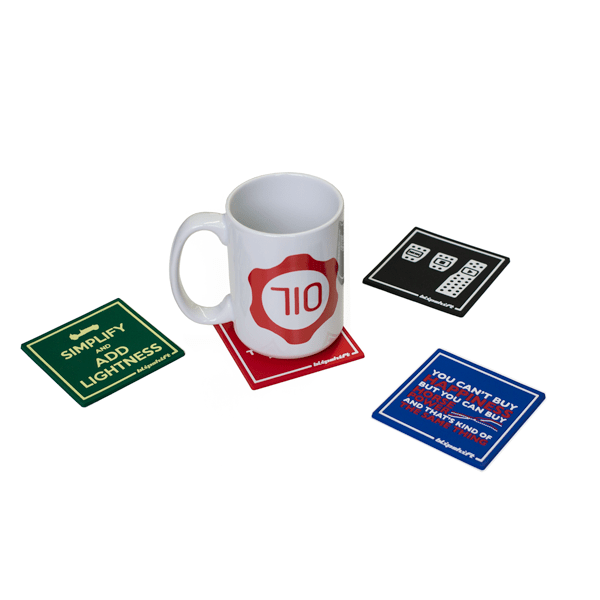 BS Mugs and Coasters