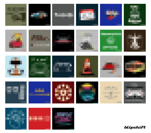 Apex Everything Sale Pixelated Grid