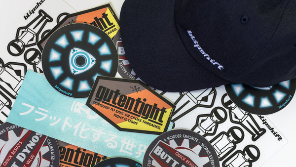 Apex Everything Stickers & Blipshift Hat