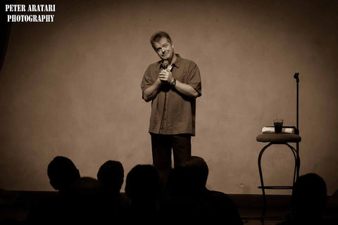 David Beck Standup Stand Up Comedian Artist