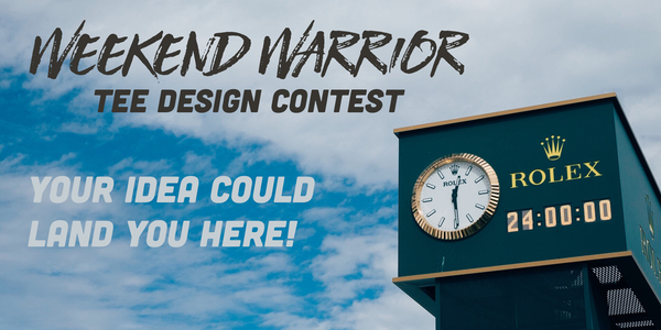 Weekend Warrior Tee Design Contest