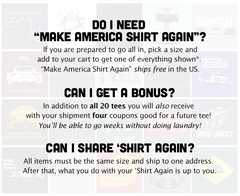 Make America Shirt Again
