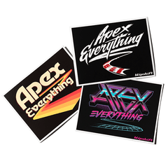 Apex All The Things Sticker Pack