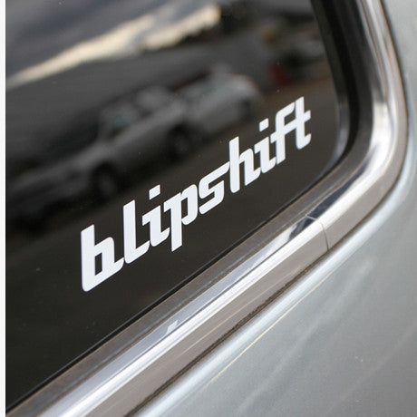 Blipshift Decal