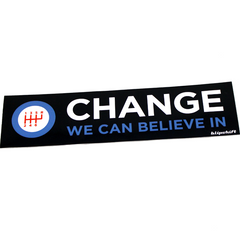 Change Sticker