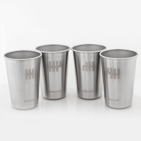 Shifter Pint Cups
