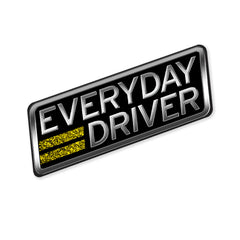 Everyday Driver Sticker