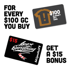BS Gift Card + Bonus!