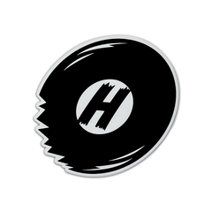 Hooniverse Sticker