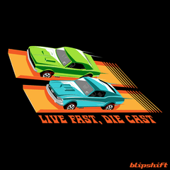 Live Fast Die Cast