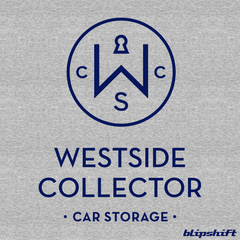 WCCS Logo Tee Heather