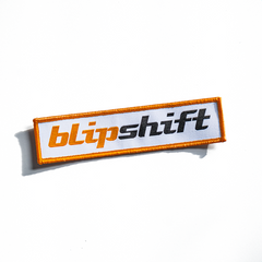 Blipshift Logo Patch
