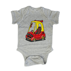 Cartuned Onesie II