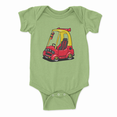 Cartuned Onesie IV