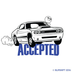 Challenger Accepted