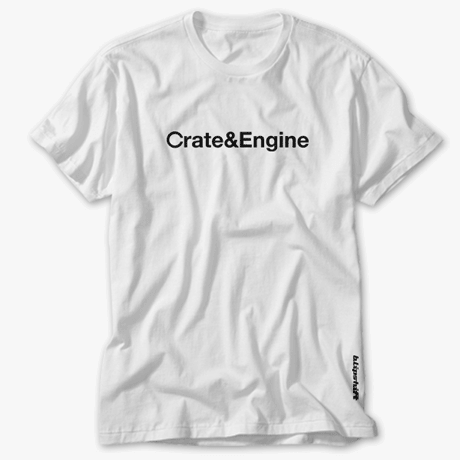 Crate & Engine White