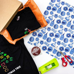 Shirt Gift Wrap Kit