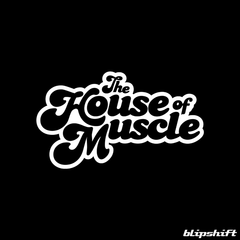 The House of Muscle Logo Tee