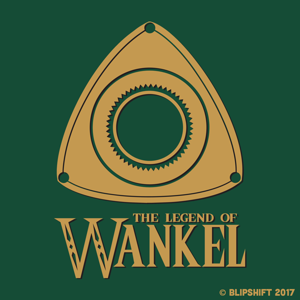 Legend of Wankel Rotary