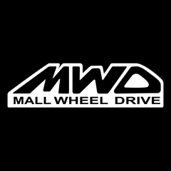 Mall Wheel Drive Decal
