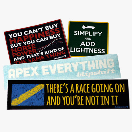 Words to Live By Sticker Multipack