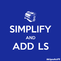 Simplify & Add LS