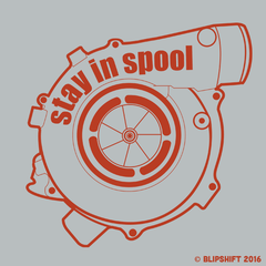 Stay In Spool III
