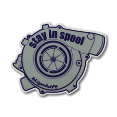 Stay In Spool Sticker