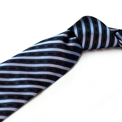 Striped Flatspiracy Tie