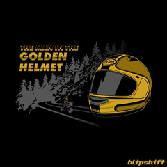 The Man in the Golden Helmet