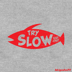 Try Slow Car Fast Bra