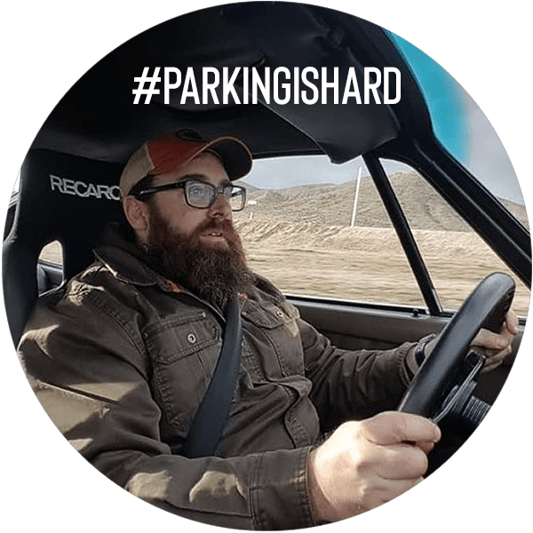 #parkingishard by Jonny Lieberman