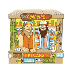Buford's Roadside Wares Print