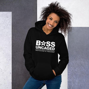 BOSS Uncaged Pull Over Hoodie sweater