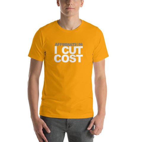 "Image of AFFIRMATION: ""I CUT COST"""