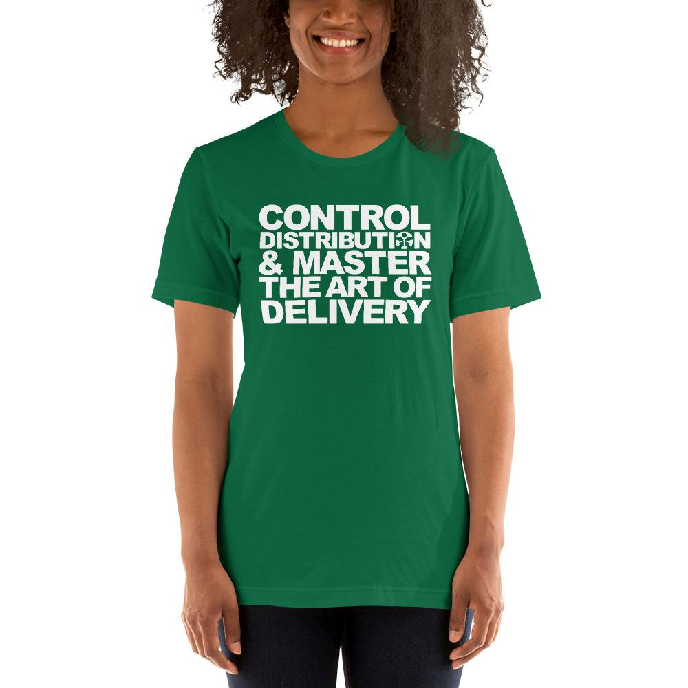 """CONTROL DISTRIBUTION & MASTER THE ART OF DELIVERY."""