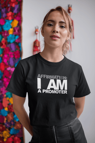 "Image of AFFIRMATION: ""I AM A PROMOTER"""