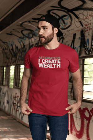 "AFFIRMATION: ""I CREATE WEALTH"""