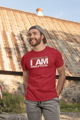 "AFFIRMATION: ""I AM ANALYTICAL"""