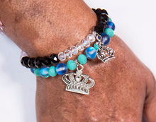 Load image into Gallery viewer, Survivor Bracelet: Crown