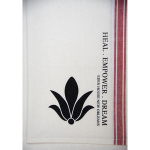 Eden House Tea Towel
