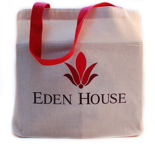 Eden House Canvas Tote