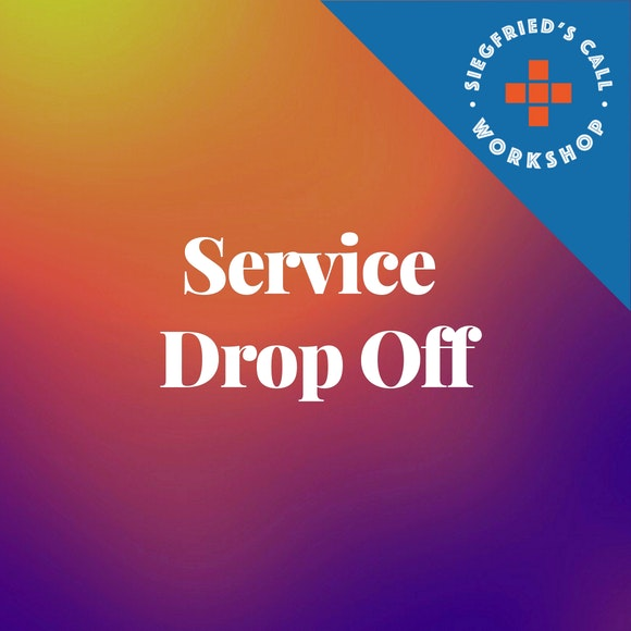 Drop Off for Service