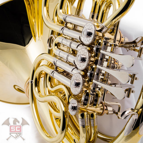 180KA-JN-Munich Model Double French Horn