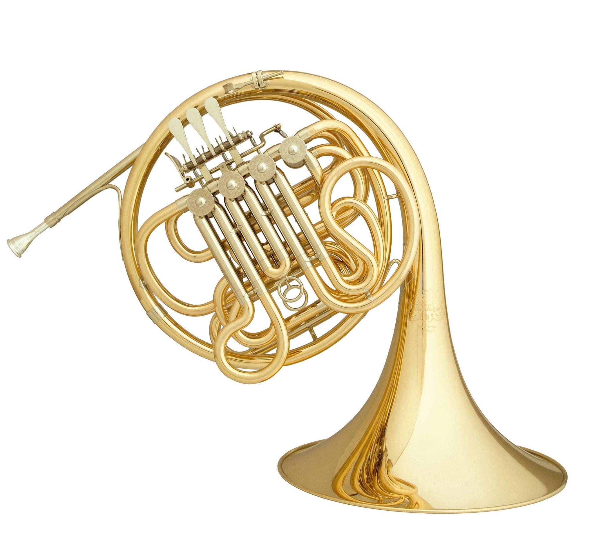 Hans Hoyer 800 Series Geyer Style Double Horn