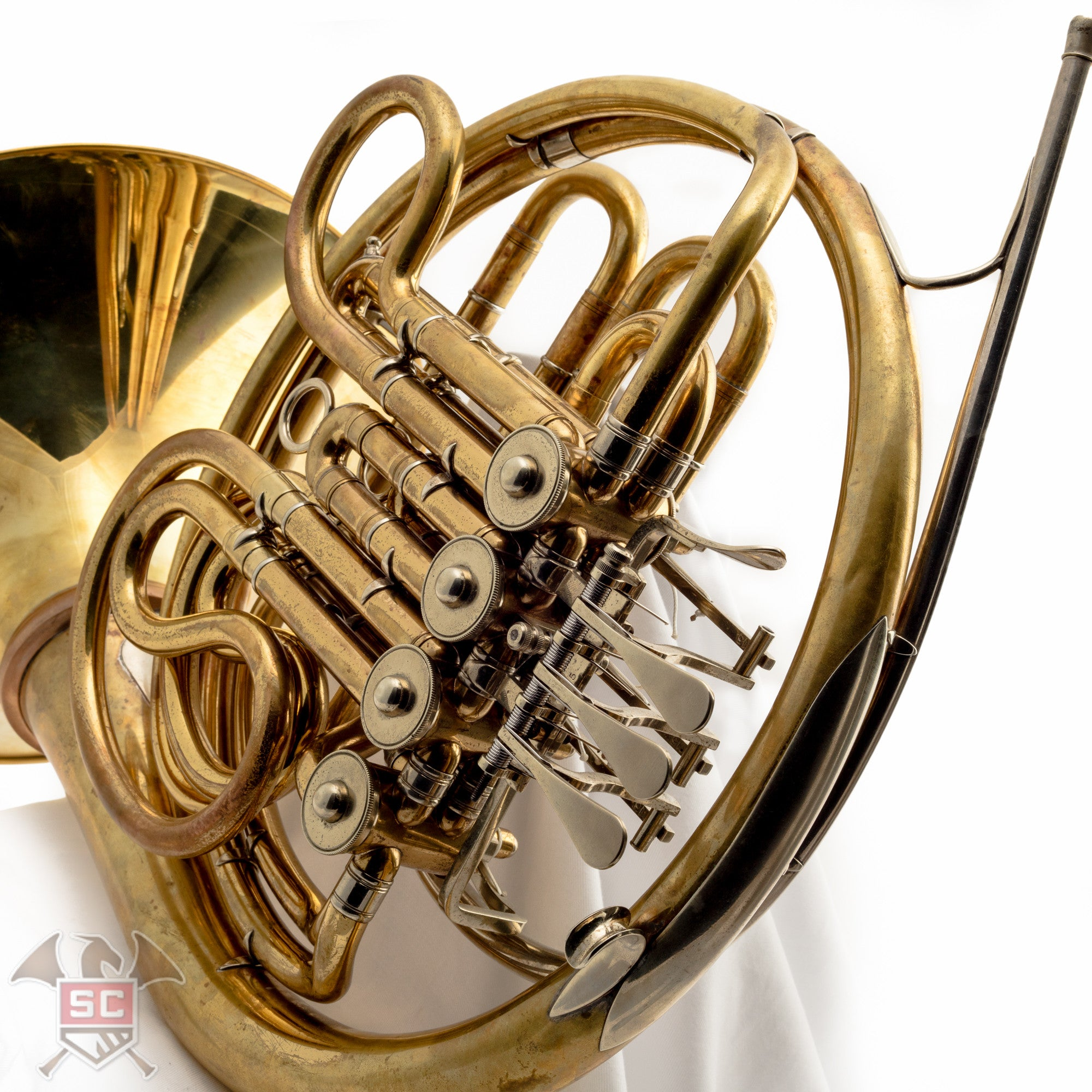 Alexander Mod. Helden Full double Horn F/Bb - NSN