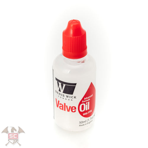 Denis Wick Valve Oil 50ml bottle