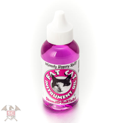 Fat Cat Oil