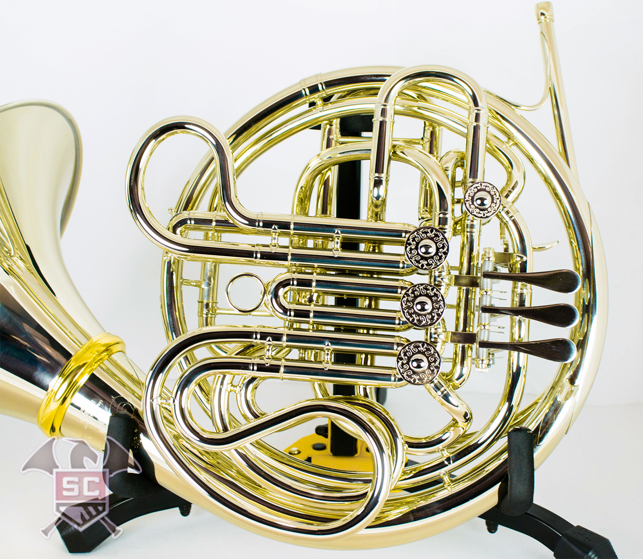 "Hans Hoyer 6000 Series Kruspe Style ""Heritage"" Professional Double Horn"