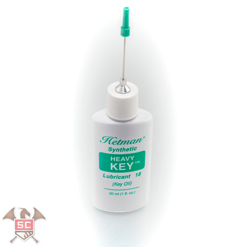 Hetman Key Lubricants for Woodwinds